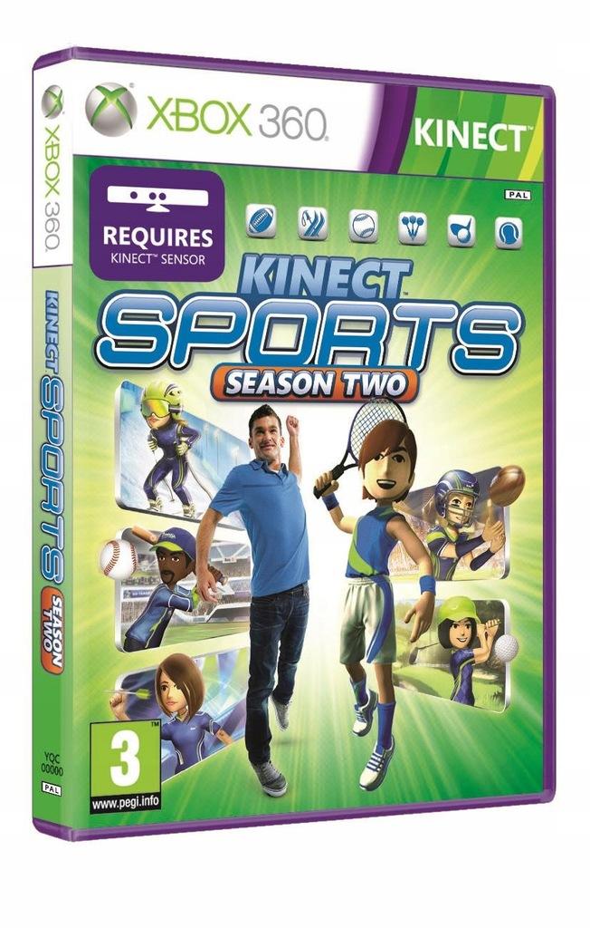 Kinect Sports 2 Sport 2 Wersja Pl 8771037891 Oficjalne Archiwum Allegro