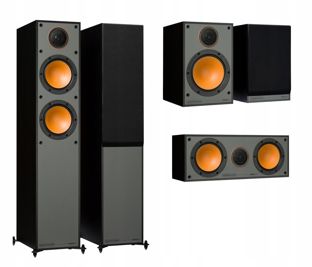 Monitor Audio Monitor 200 3G system 5.0 + kable