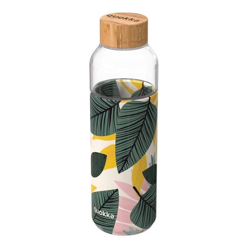 Quokka Flow - Butelka na wodę ze szkła 660 ml (Aut
