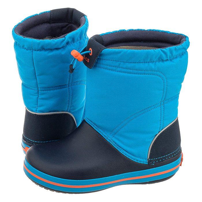Buty Zimowe dla Dzieci Crocs Crocband Lodge Point