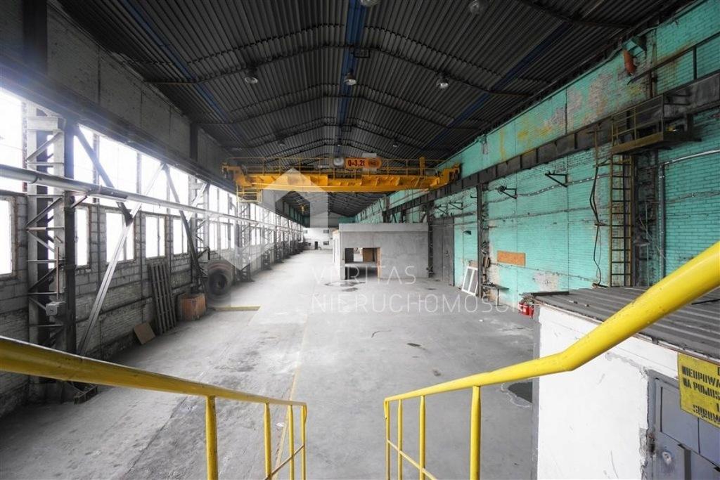 Magazyny i hale, Sosnowiec, 1740 m²