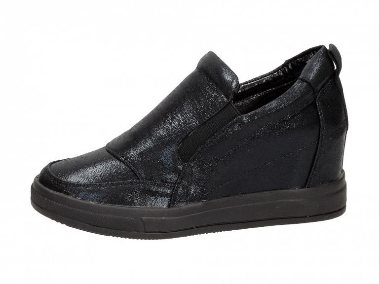 Botki damskie, sneakersy M.DASZYŃSKI SA82 BK r41
