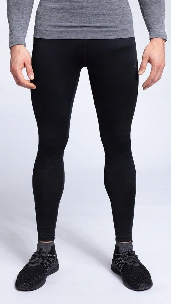 4F SPMF001 męskie spodnie getry treningowe XL L18