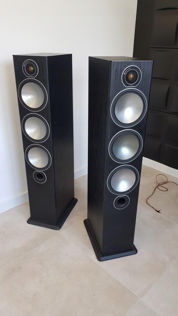 kolumny monitor audio bronze 6 super cena!!