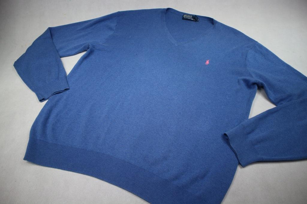 Polo Ralph Lauren pima cotton sweter męski XXL