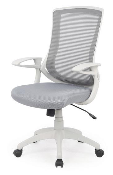 Fotel Obrotowy IGOR Popiel Biuro Uniwersalny TILT