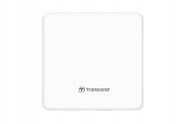 8X Portable DVD Writer White ULTRA SLIM 13.9mm