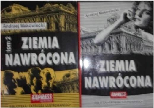 Ziemia Nawrócona t 1,2 - Andrzej Makowiecki