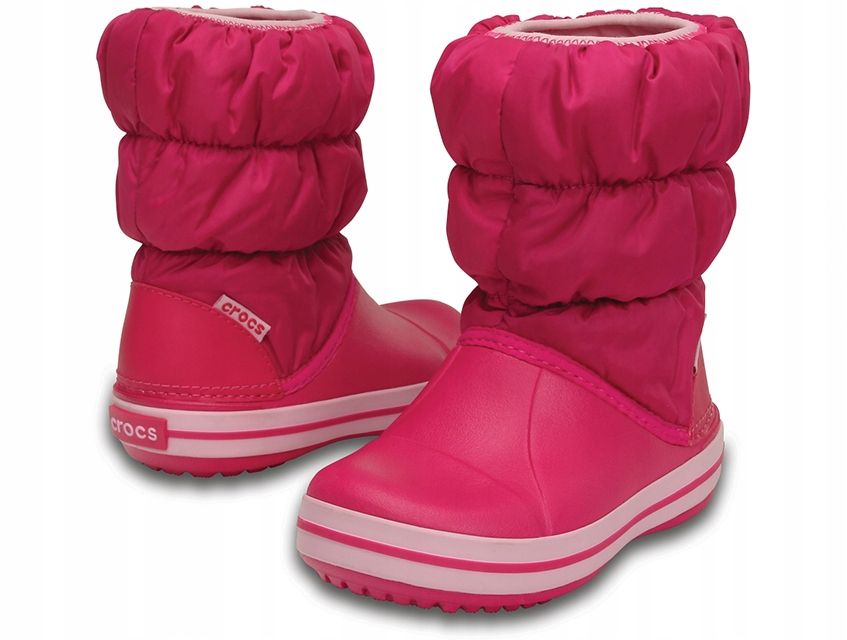 Crocs Winter Puff Boot Kids (146136X0) 34,5