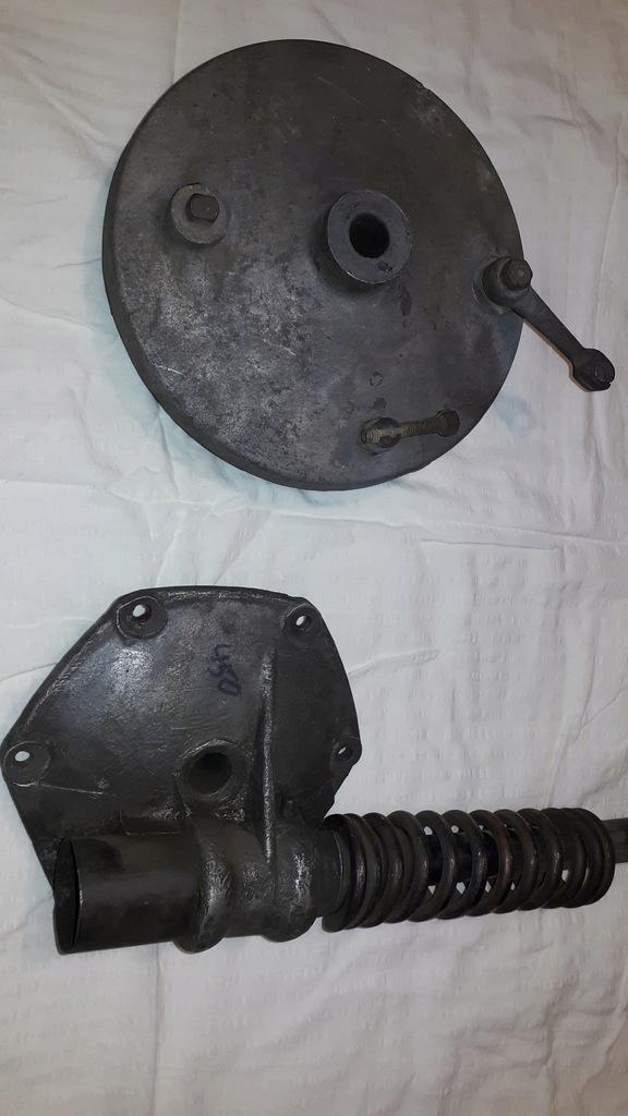 M72 Ural Części