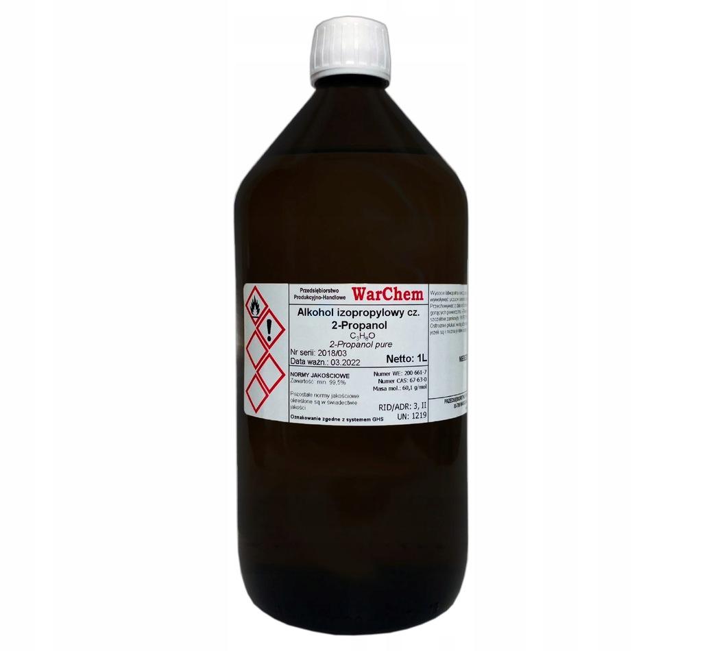 2-PROPANOL ( IZOPROPANOL ) - 1L WARCHEM [52917]