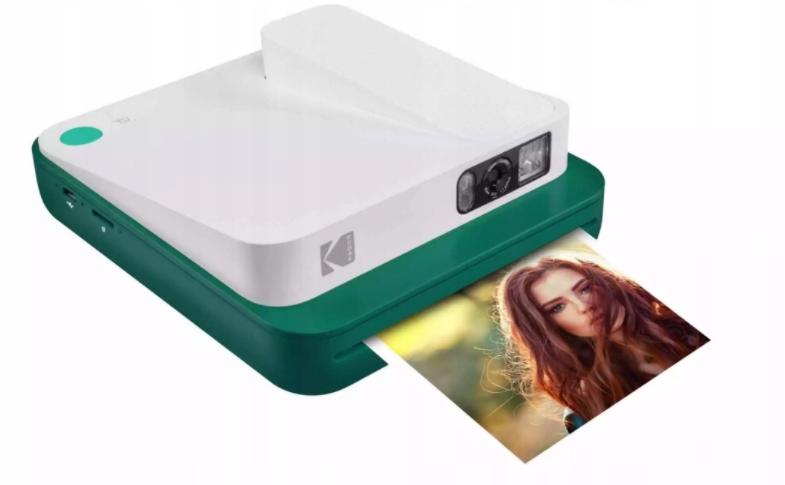 Aparat natychmiastowy cyfrowy Kodak Smile Classic