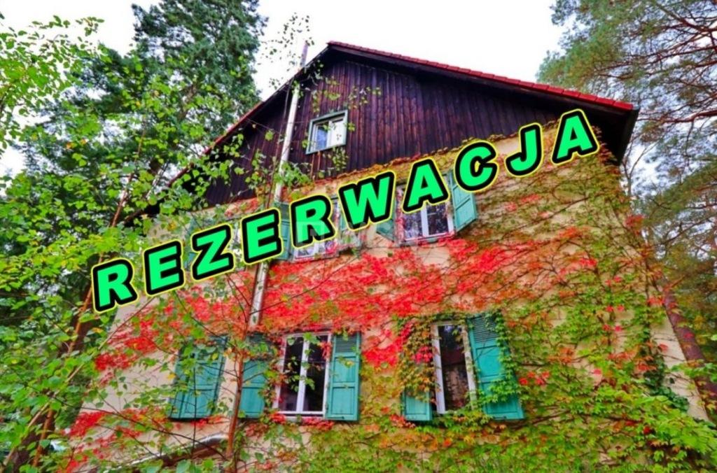 Kamienica, Kęszyca Leśna, 460 m²