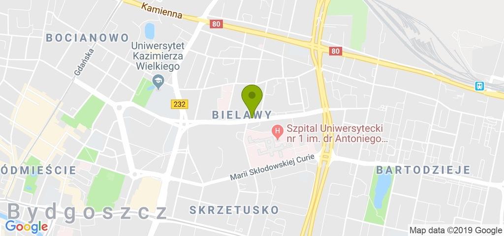 Na wynajem Bydgoszcz, Bielawy, 38,00 m²