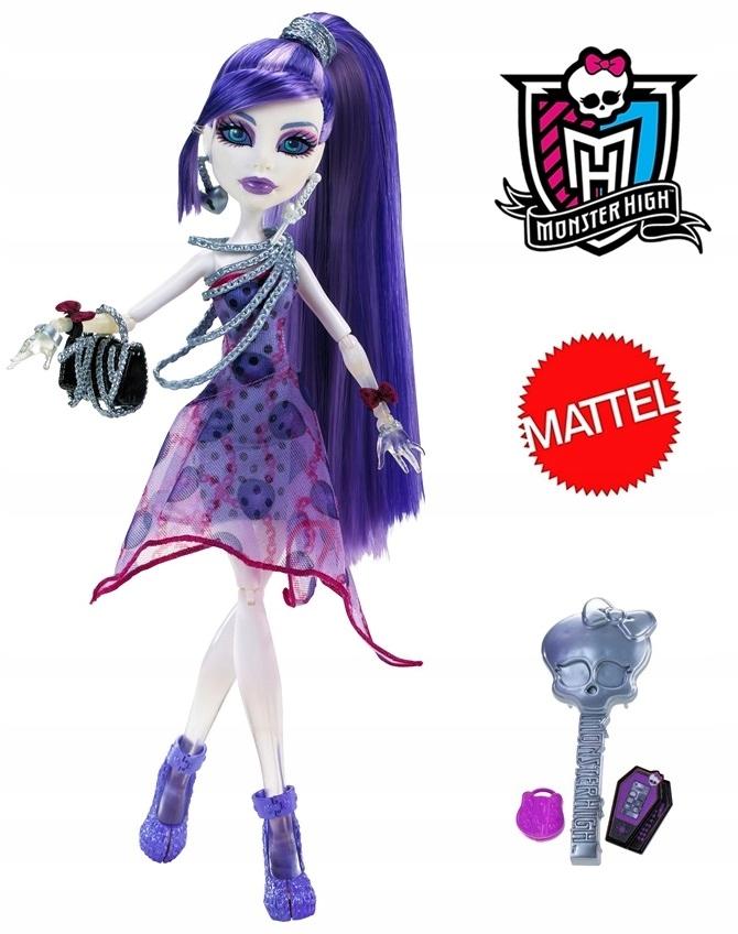 Mattel Monster High Lalka Spectra Vondergeist 8873557976 Oficjalne Archiwum Allegro