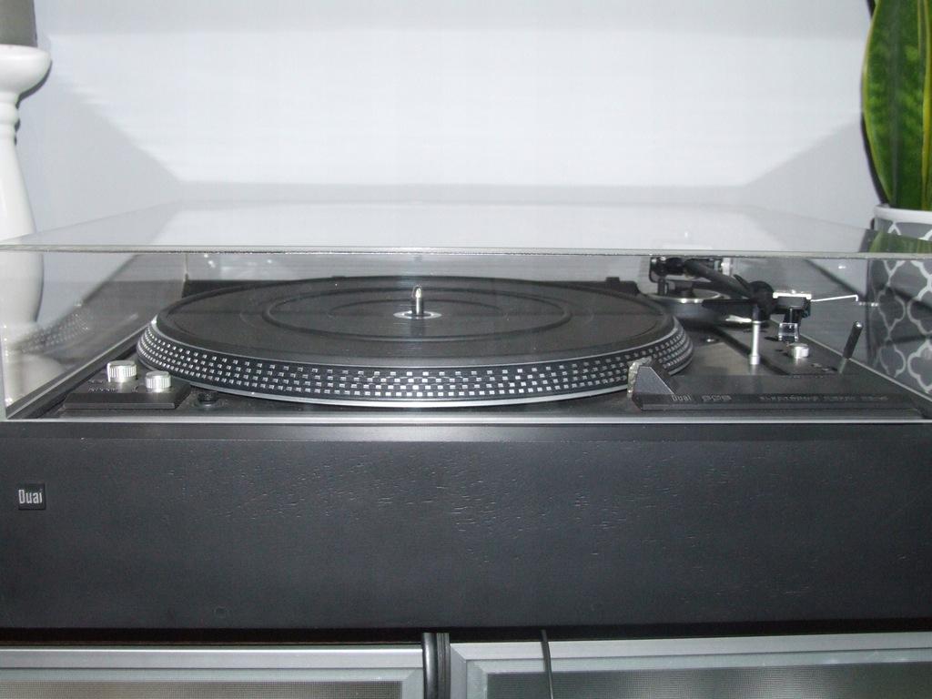 Gramofon Dual 606