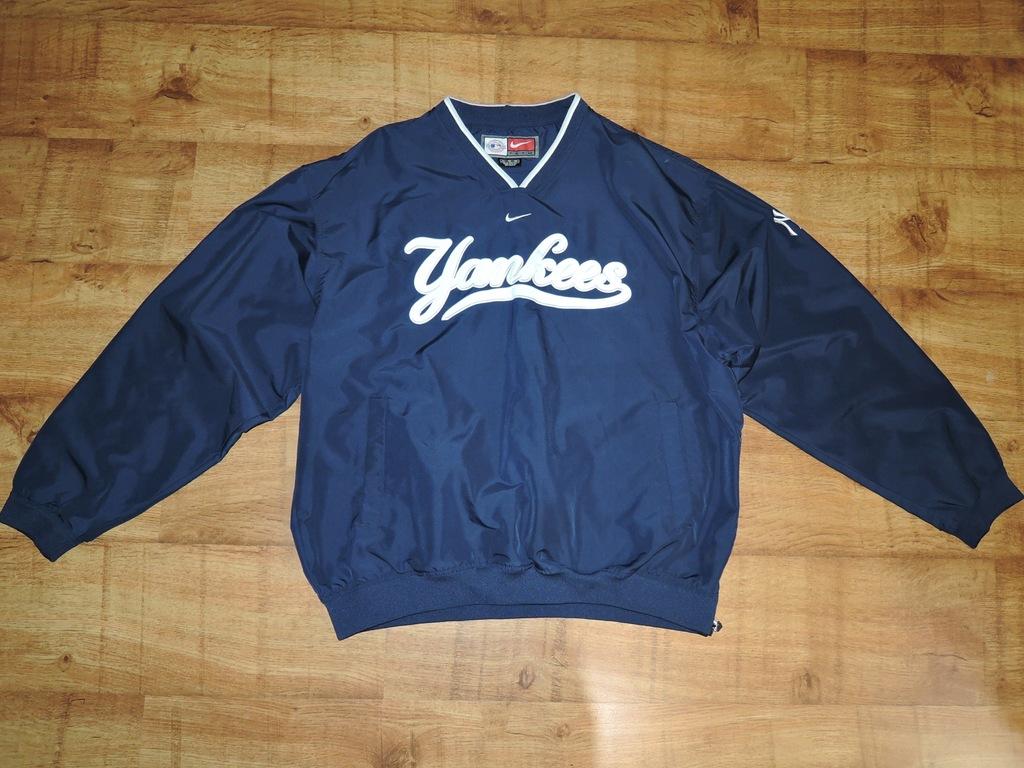BLUZA NIKE MLB NEW YORK YANKESS XL/XXL IDEALNA