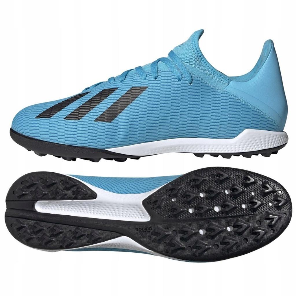 Buty piłkarskie adidas X 19.3 Tf M F35375 r.42 2/3