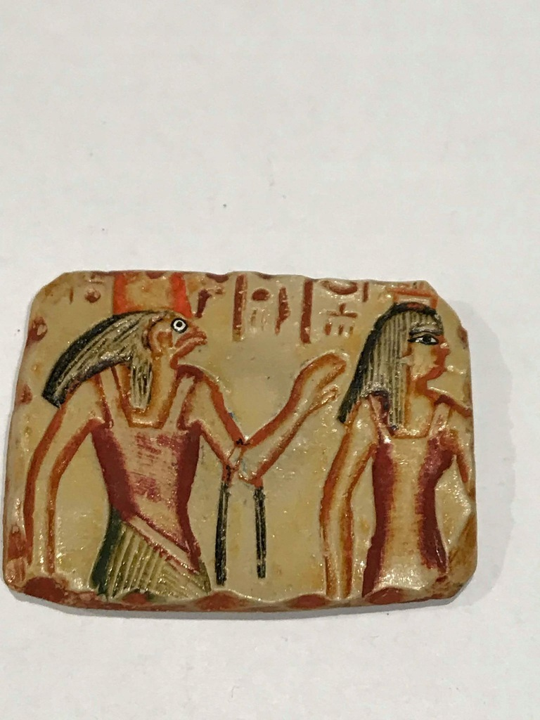Magnes lodówkę magnez Starożytny Egipt stary cudo
