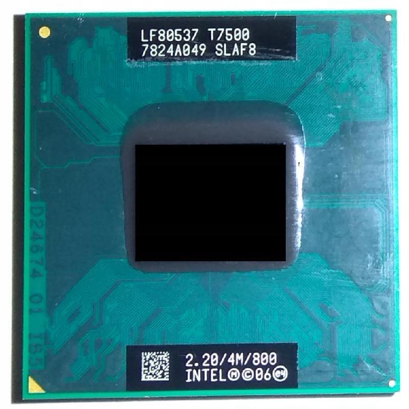 Procesor Intel Core 2 Duo T7500