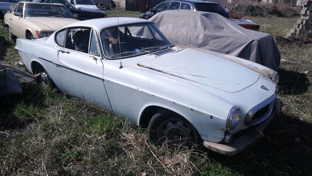 VOLVO P1800 1967 1800s