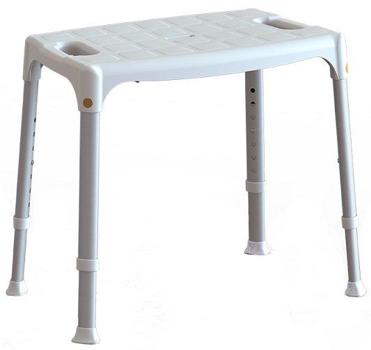 Krzesło pod prysznic do kąpieli prysznicowe Timago