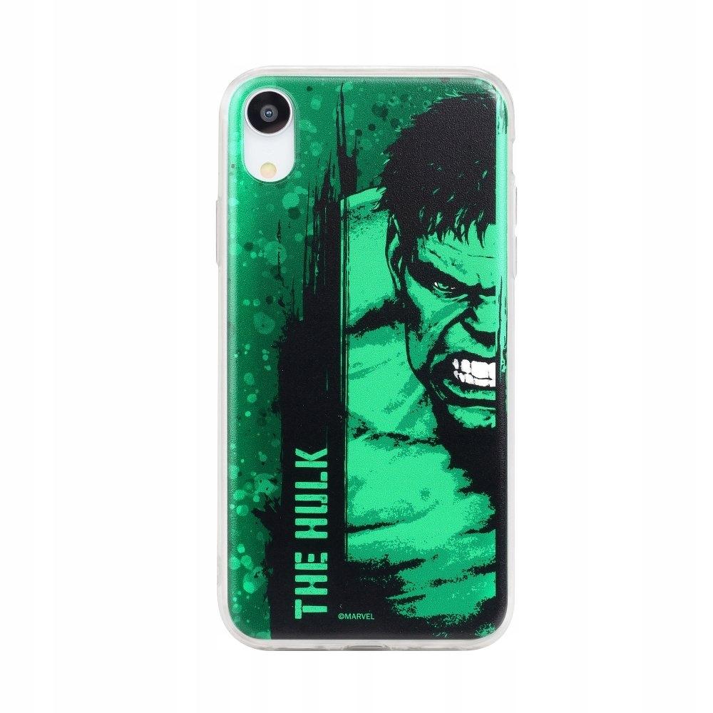 Futerał licencjonowany IPHONE X Hulk zielony