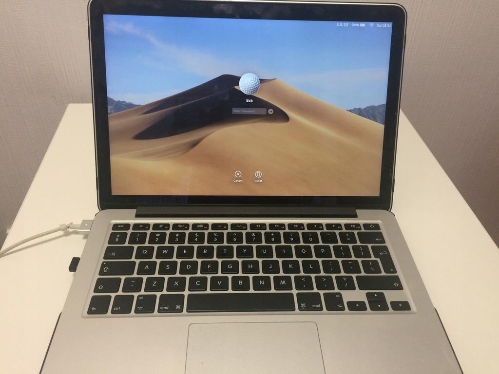 MacBook Pro 13 Late 2013 retina 2.4 GHz