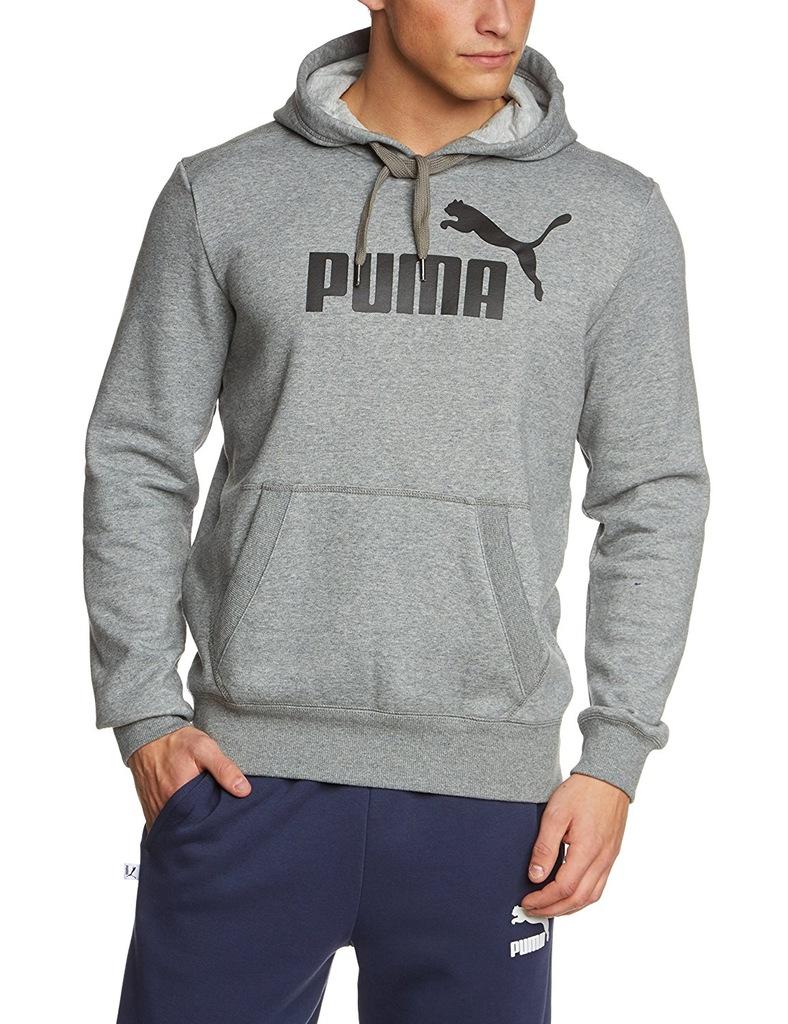 bluza rozpinana puma hooded xl