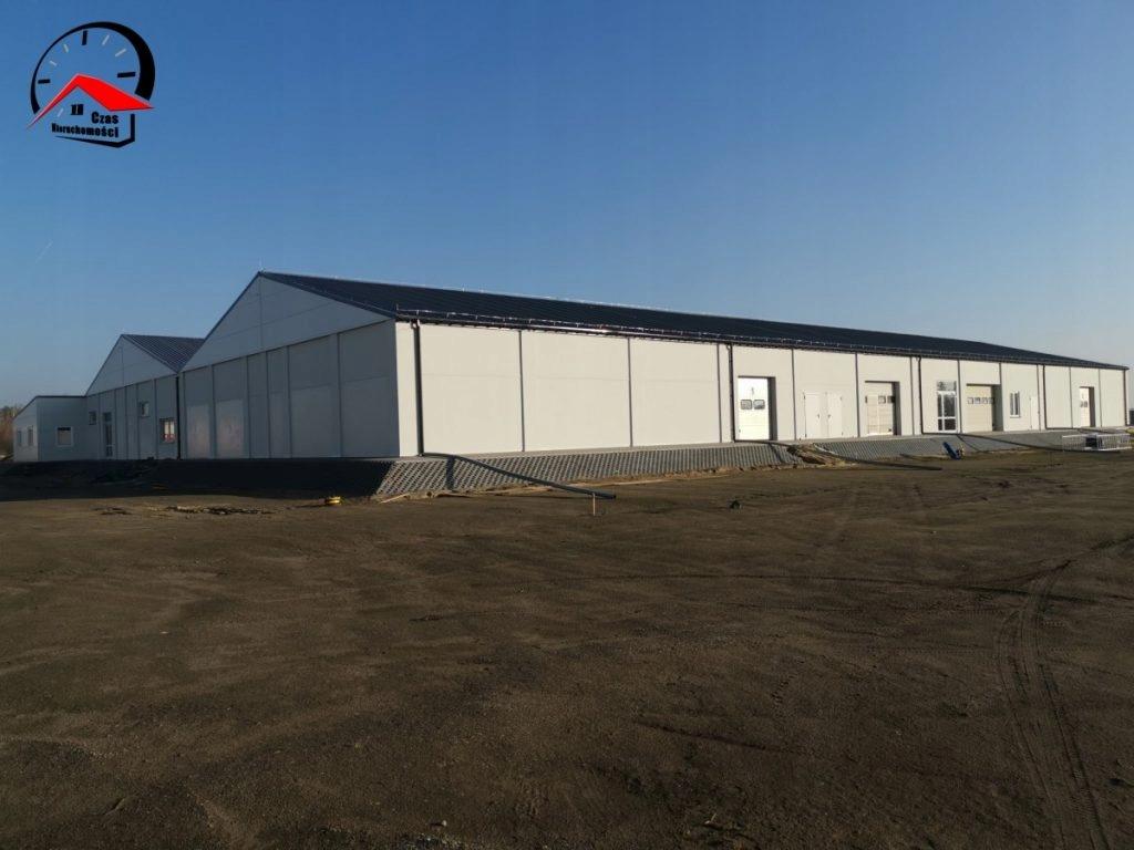 Magazyny i hale, Bydgoszcz, Lipnica (gm.), 2627 m²