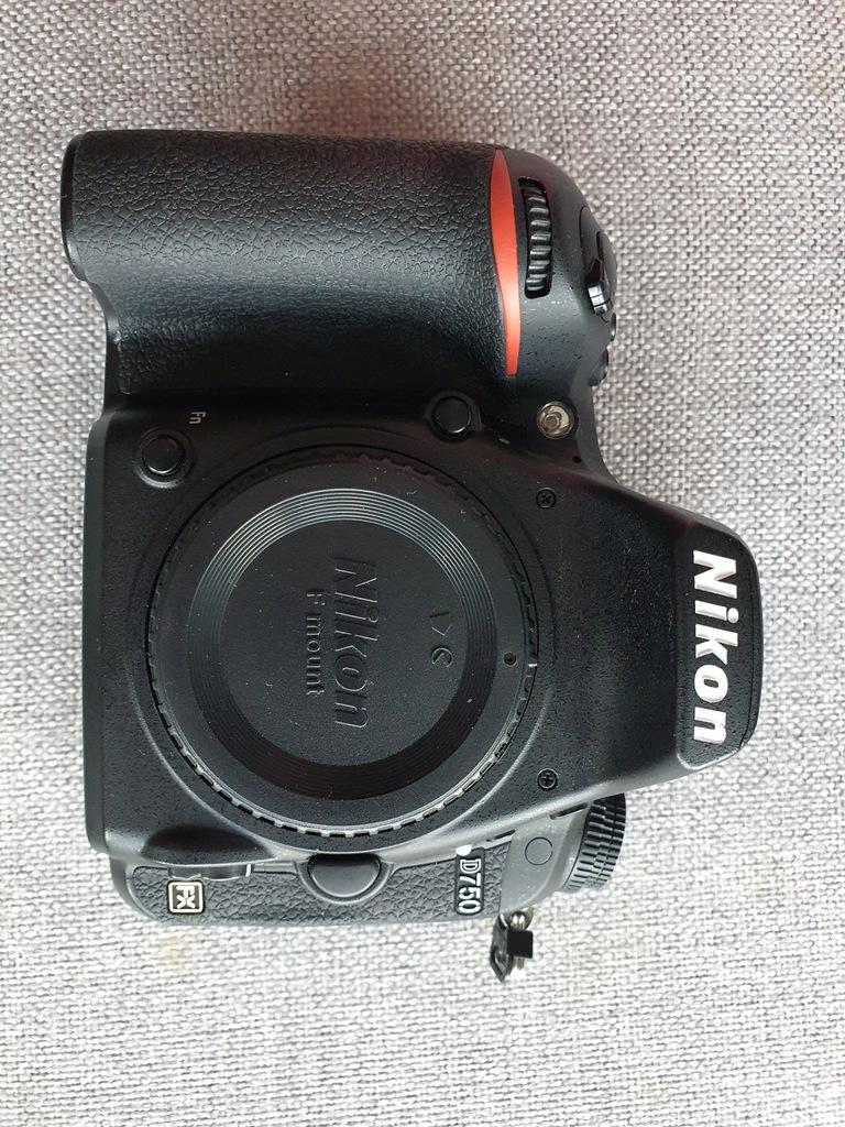Aparat cyfrowy Nikon D750 10514 zdjęć