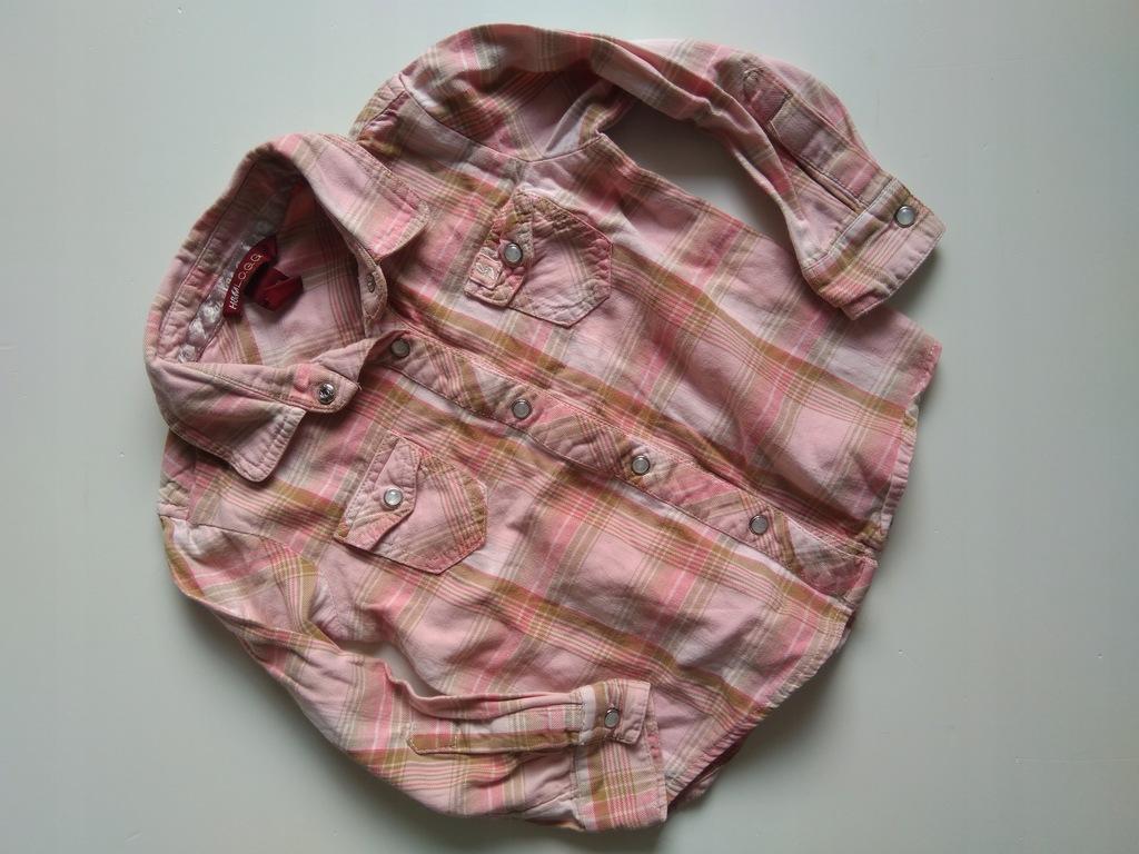 H&M koszula krata 86
