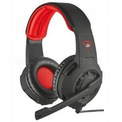 Słuchawki Trust Radius GXT310 Czarno-Czerwone
