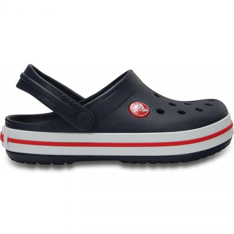 Sandały Crocs Crocband Clog Jr 204537 485 29-30