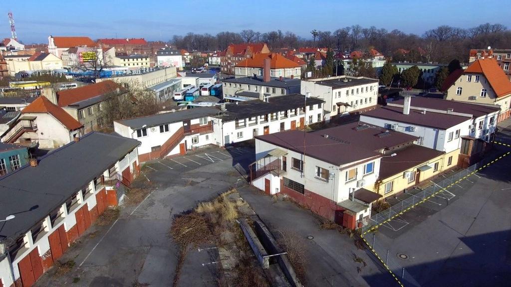 Komercyjne, Kędzierzyn-Koźle, 8583 m²