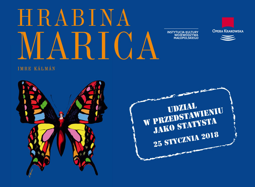 Zagraj w spektaklu Opery Krakowskiej!