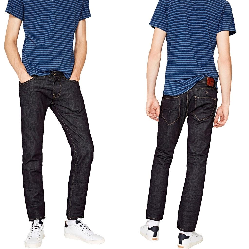 Spodnie Pepe Jeans SPIKE PM200029H05 33/32