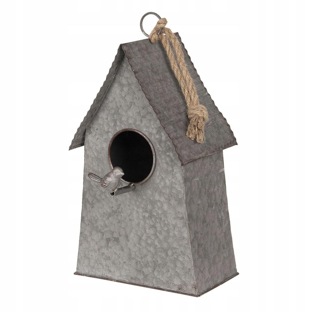 Dekoracyjny domek dla ptaków Clayre&Eef 6Y3740