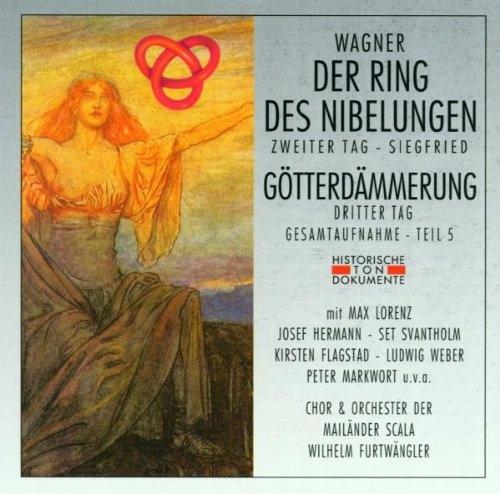 CD R. Wagner Der Ring Des Nibelungen 5