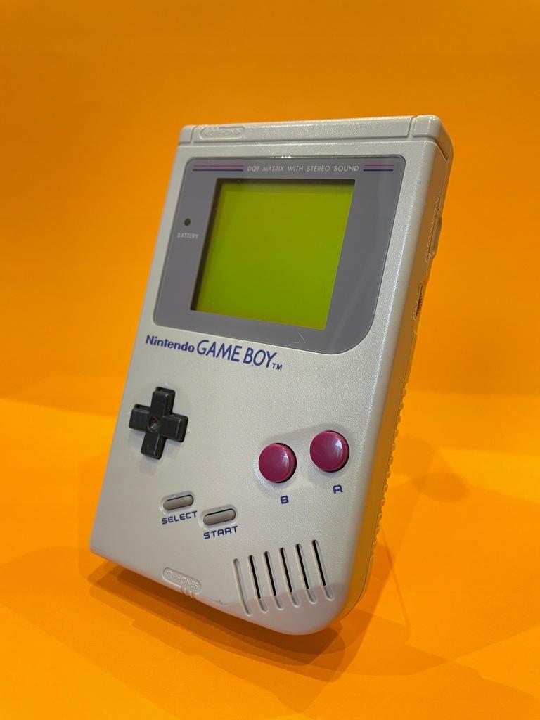 Nintendo Game Boy Classic DMG ORYGINAŁ klasyk