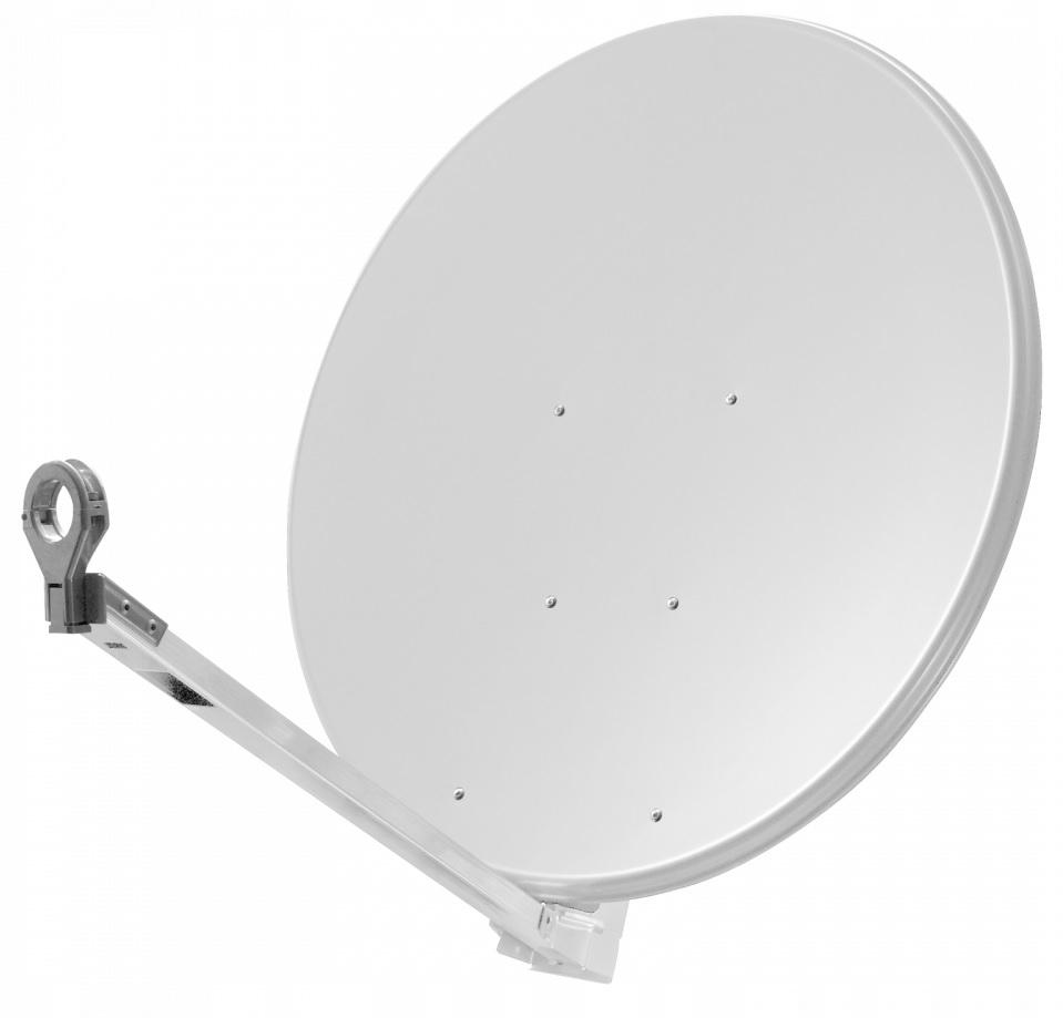 Antena Satelitarna TELEVES 0,9 Biała 90 ALUMiNIUM