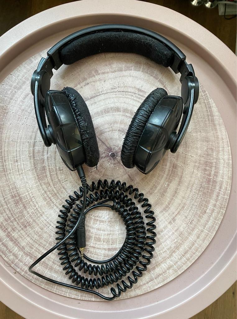 Słuchawki nauszne Sennheiser HD 215