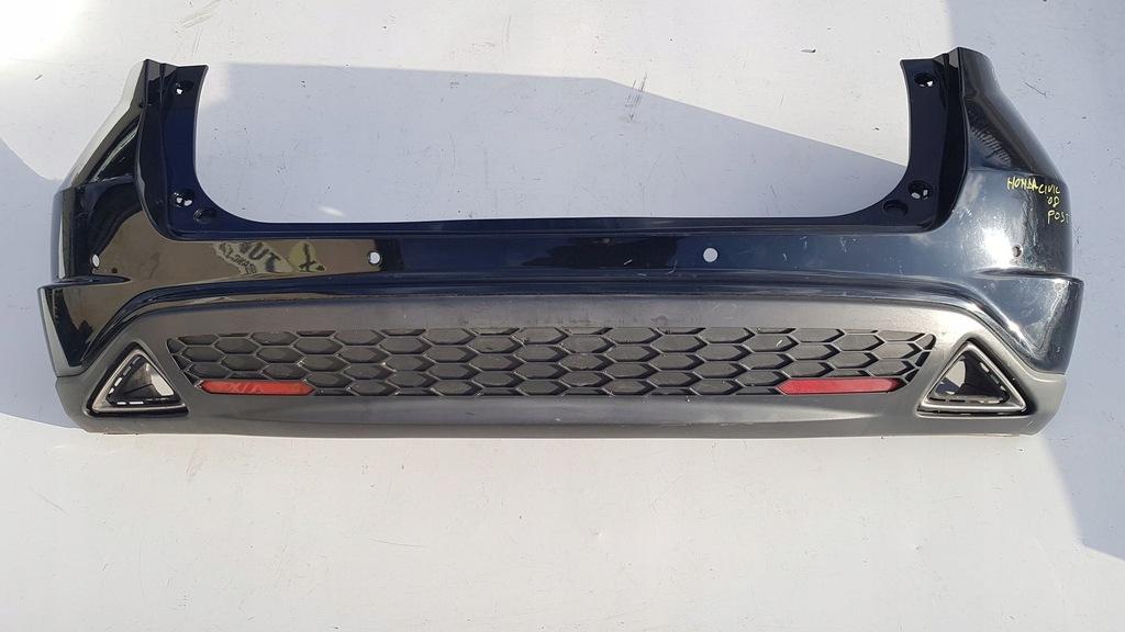 Zderzak tył Honda Civic 8 VIII 06- UFO kompletny