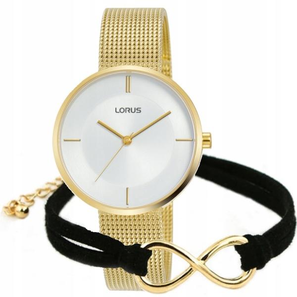 Klasyczny zegarek damski LORUS RG252QX9 +GRATIS
