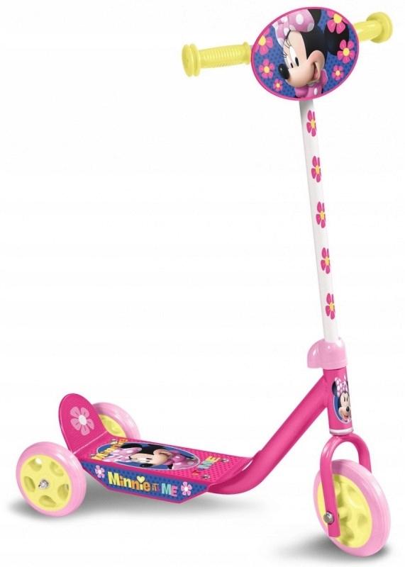 Pulio Hulajnoga 3-kołowa STAMP Minnie