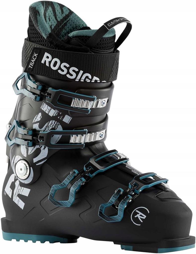 Buty narciarskie Rossignol Track 130 Czarny 26/26.