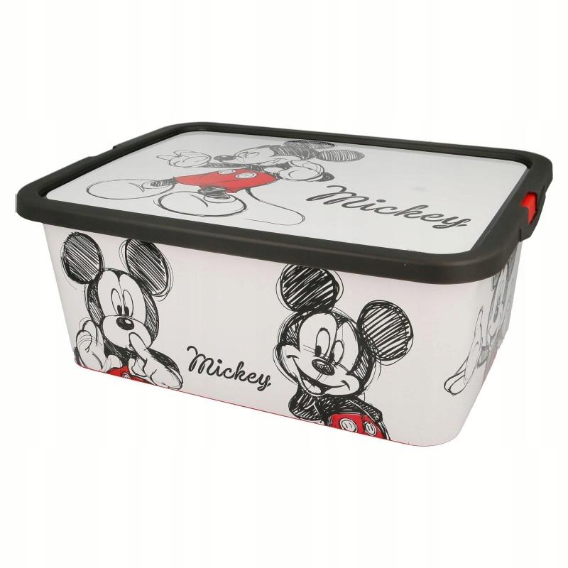 Mickey Mouse - Pojemnik / organizer na zabawki 13