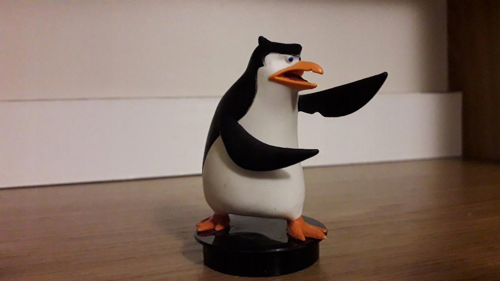 Pingwiny Z Madagaskaru Figurka Kinowa Helios 7690973172 Oficjalne Archiwum Allegro