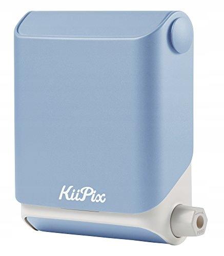 Drukarka fotograficzna Kiipix E72870 niebieska