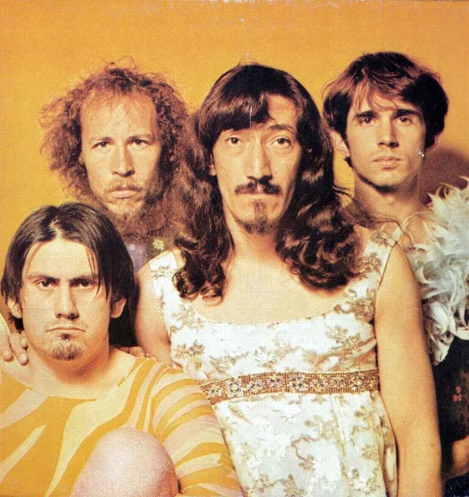Mothers Of Invention - We're Only.... winyl